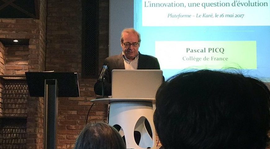Matinale PLateforme, Pascal Picq, innovation